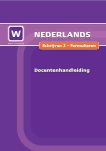 1P Schrijven 2  - formulieren - Docentenhandleiding (wire-O)